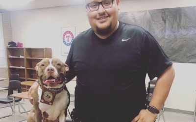 One K9 Team Is Bringing A Texas Community Together